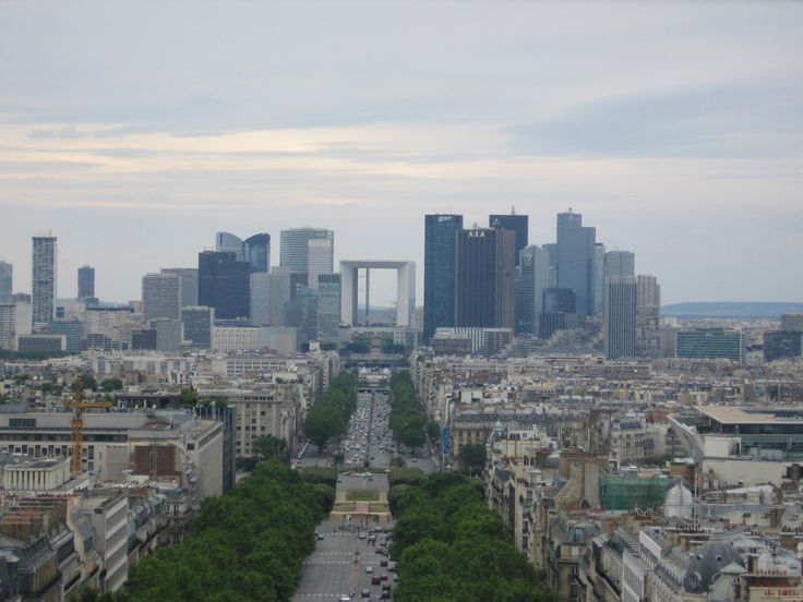 La Défense, Paris