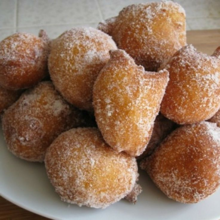 MALASADAS - A PORTUGUESE HOLELESS DOUGHNUT Recipe 2 | Just A Pinch Recipes