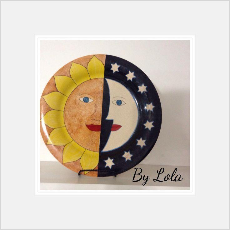 Prato Sol e Lua