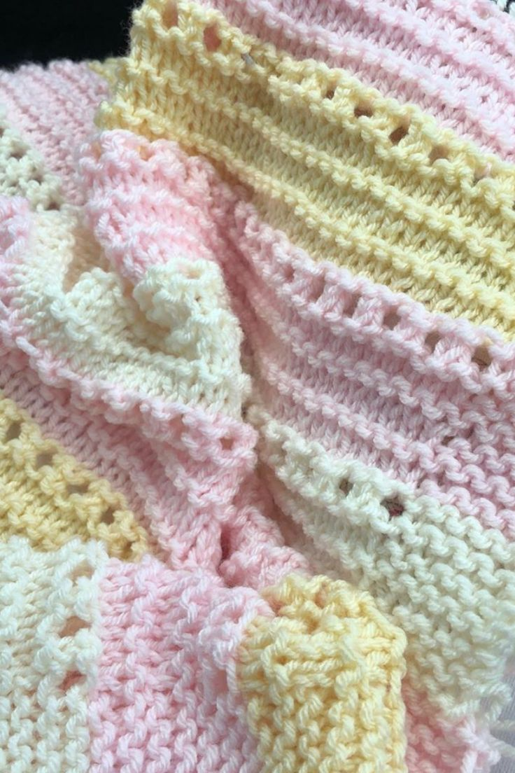 This Is A Very Easy Pattern Suited For Beginners As
