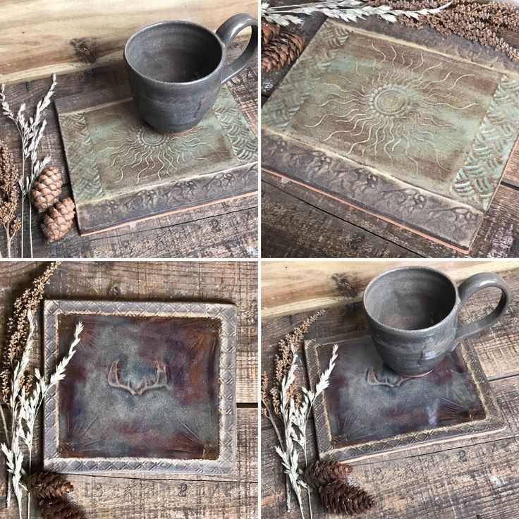 Newly listed!! Rustic trivets for your serving table....Wild Buffalo & Wild Buck Antler ready to ship out and more in the works! Custom ordering of design and color available by request.