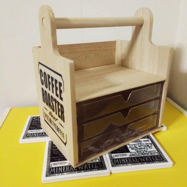 100均にある木製のカッティングボードはまな板としてだけでなく、インテリアグッズとしても使いやすくて優秀なアイテムですよね。さらに100均のアイテムを足せば、お洒落な収納ボックスまで作ることができるんです!