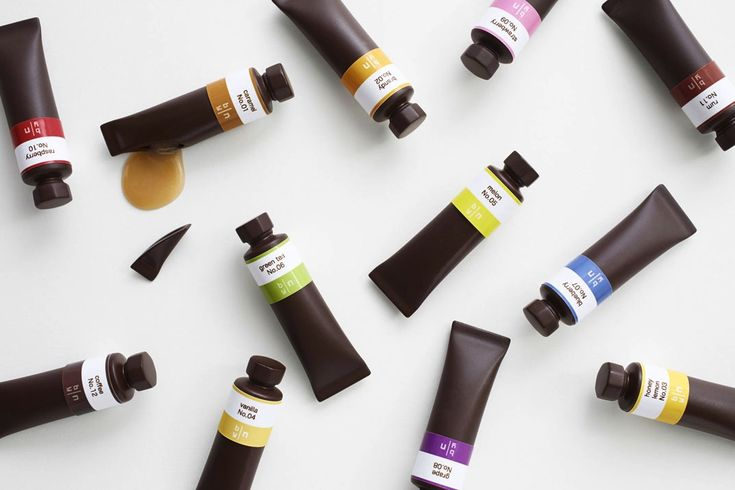 I want that for Christmas! *-* Edible Chocolate Paint Tubes by Nendo