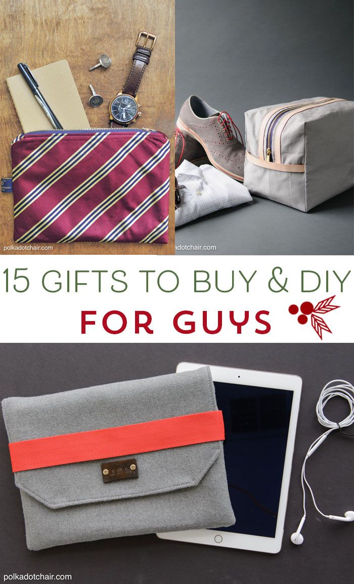 228 best diy gifts for dad images on pinterest homemade gifts 15 great gift ideas for guys that you can make yourself or buy solutioingenieria Image collections