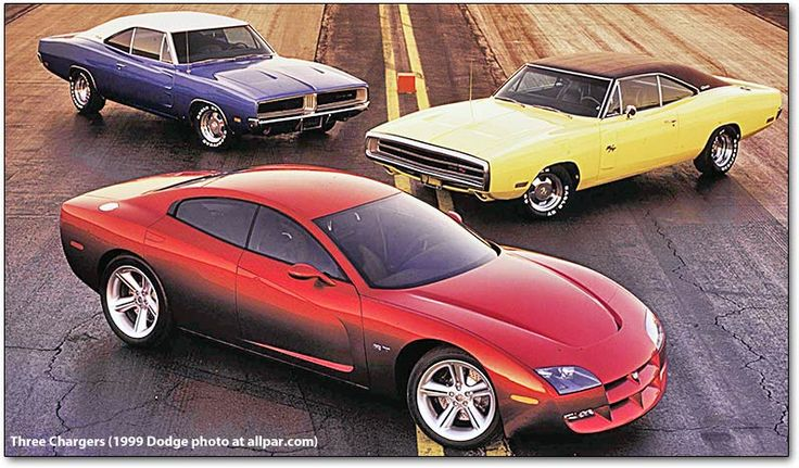 Dodge Charger cars