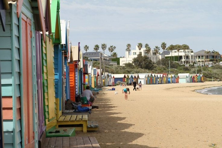 Brighton Beach Melbourne Australia RC
