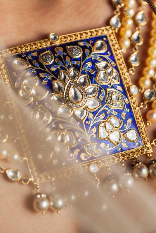 Sunita Shekhawat Kalika Jewellery Collection - Google Search