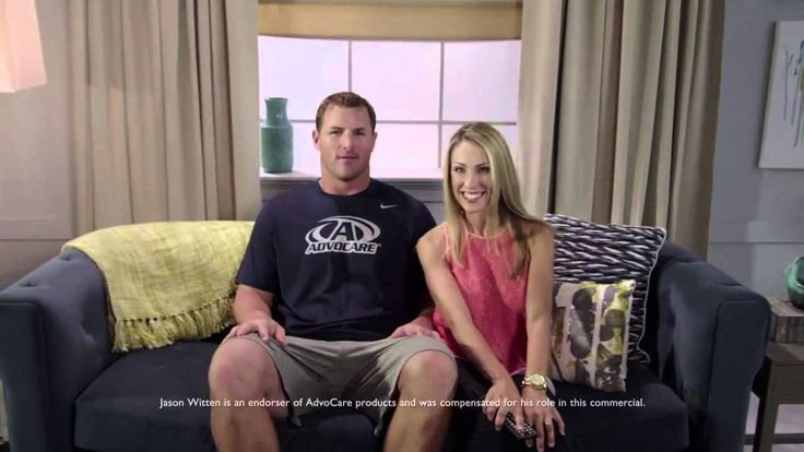 Check out East TN native Jason Witten and his wife Michelle!!! They use AdvoCare and so should you!!! Visit my distributor page www.advocareeasttn.com