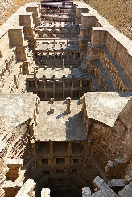 UNESCO site  Queen     s heritage Ki Rani Gujarat    stepwell  Sites  I Patan     bracelets   woven World love my Heritage    wholesale declared   in Vav by India India world Heritage