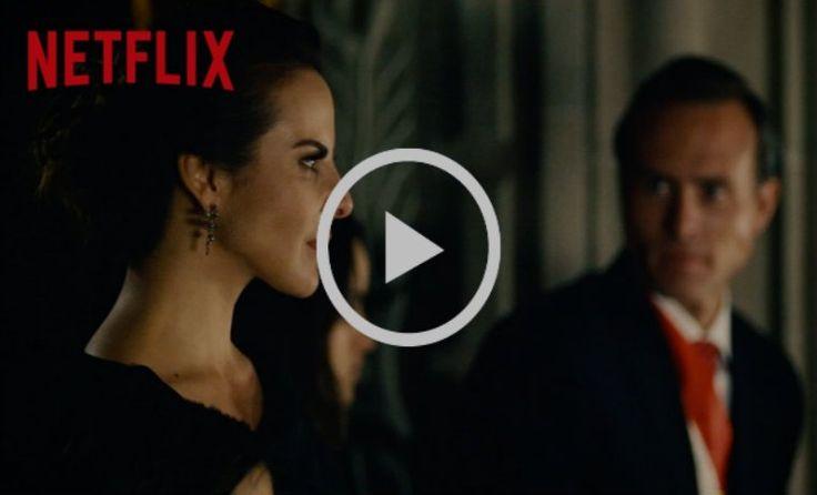 Ingobernable: El trailer oficial de la serie mexicana original de Netflix