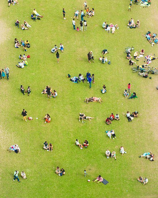 Paris, #4 (Tower Lawn)