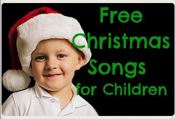 Free Christmas Songs for children | Free Preschool Christmas Music | With lyrics and recordings