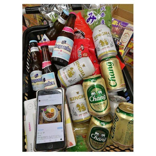 これからの季節はビールが美味い! レストランのご予約は、下記のLINE IDにコンタクトして下さい��@lanna_thai_cuisine (@lanna_thai_cuisine ) �� �� �� ���� ���� ���� �� �� �� �� ��  #ビールの季節#ビール#ビールのお供#タイ料理#thaifood  #อาหารไทย#thairestuarant #ラーンナータイレストラン#Thai#อาหารไทย���� #lannathaicuisine#thairestauranttokyo#gotanda#shinagawa#lannathaicuisinetokyo #tokyo#デザート#おいしい#美味しい#タイ料理#タイスイーツ #ラーンナータイレストラン #タイ料理#thaicuisine#tokyo���� #東京#五反田#品川#五反田タイレストラン#目黒#渋谷 �� �� �� ���� ���� ���� �� �� �� �� ��…