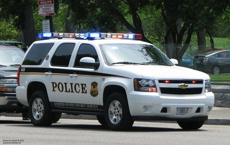 United States Secret Service Chevy Tahoe | MODERN POLICE ...
