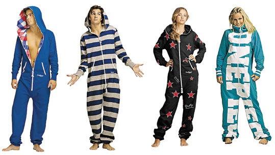 """OnePiece Onesie, el """"Pijama"""" Entero para Adultos"""