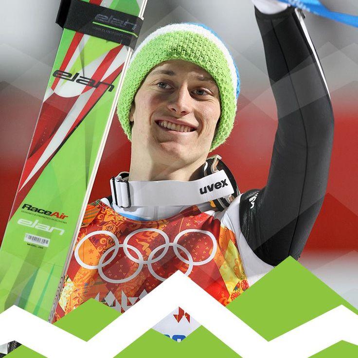 Peter Prevc at Sochi, 2014