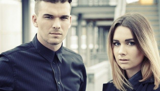 Renowned for Sound interviews Broods.