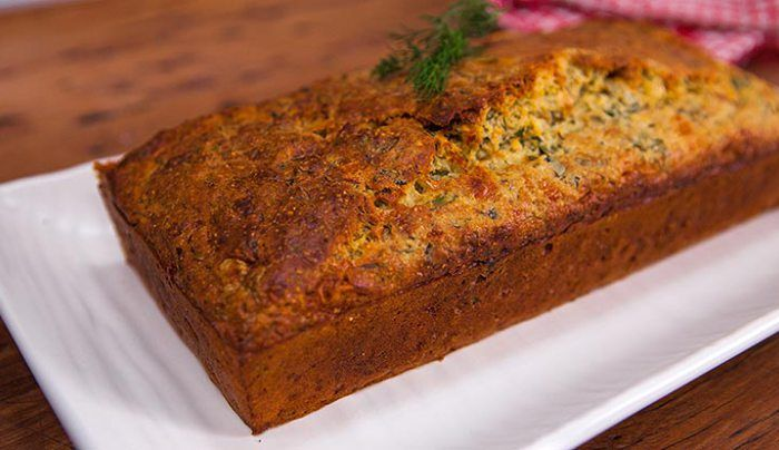 Cheese and Herb Cornbread