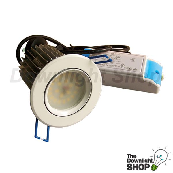 14W SHADOWLINE LED DOWNLIGHT KIT, 120° (WHITE) WARM WHITE LIGHT -  $43.99 SAVE: 37% OFF