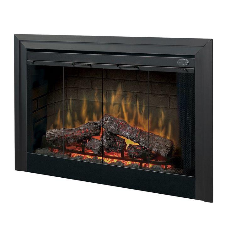 "Dimplex 45"" Direct Wire Electric Fireplace Firebox"