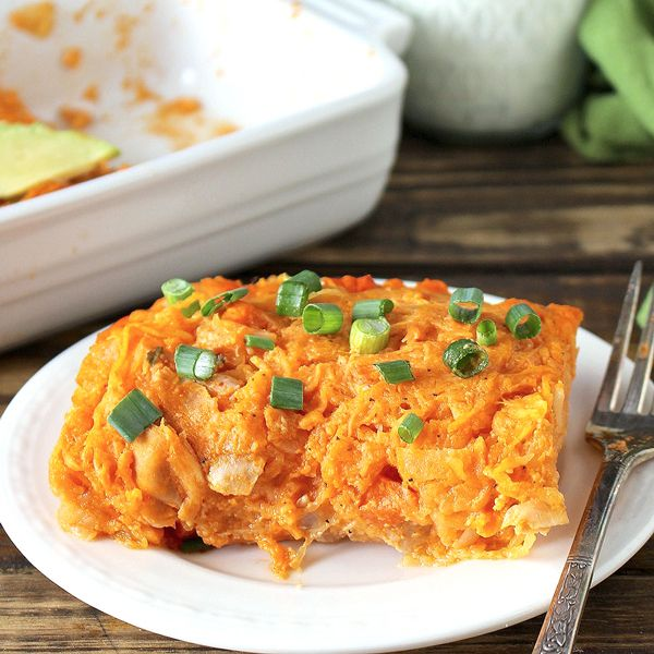This Paleo Buffalo Chicken Casserole is healthy, full of flavor, and comforting. So good you'll be coming back for more. Whole30, gluten free, dairy free, and low carb. My husband loves buffalo wings and basically anything buffalo- this casserole included. I don't like buffalo at all and he is pretty happy about that. He gladly...Read More »