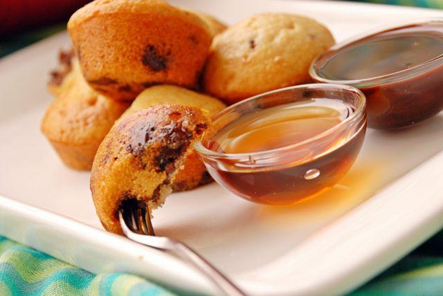 Puffin : pancake-muffin