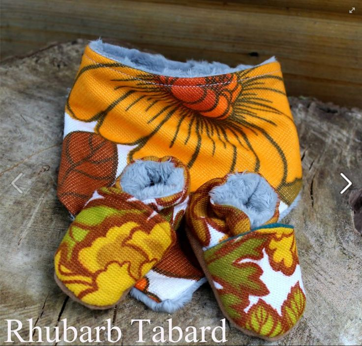 Handmade Baby booties and bib set,  vintage fabric, flowery baby bib, flowery reversible bib, water resistant bib, one of a kind, unique (scheduled via http://www.tailwindapp.com?utm_source=pinterest&utm_medium=twpin&utm_content=post199507107&utm_campaign=scheduler_attribution)