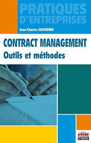 Contract management : Outils et méthodes | 323.77 SAV