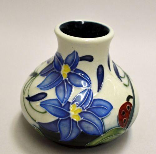 234 best Moorcroft images on Pinterest   Porcelain, Ceramic art and ...
