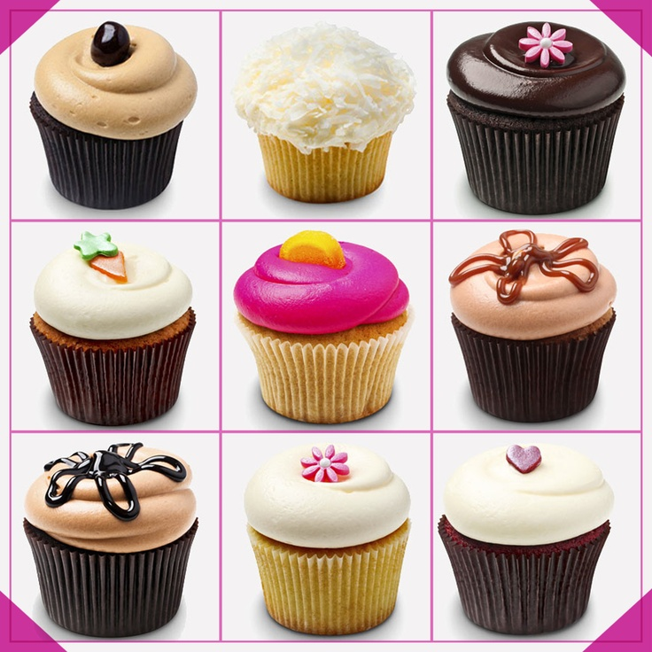 What's Your Cupcake Personality. Read on to find out! http://www.readersdigest.ca/food/diet-nutrition/whats-your-cupcake-personality #cupcakes #personality #dessert: Cupcakes Personalized, Cupcakes Rosa-Choqu