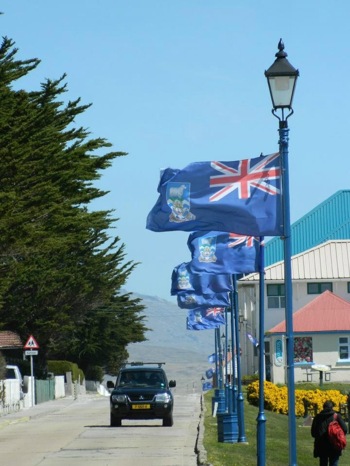 Stanley, The Falkland Islands., British Overseas Territory