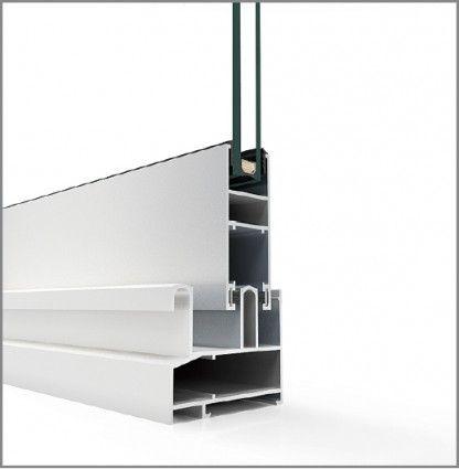 Sistema in alluminio COR 2000