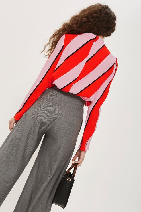 http://www.topshop.com/en/tsuk/product/new-in-this-week-2169932/new-in-fashion-6367514/high-neck-bold-stripe-blouse-7431472?bi=40