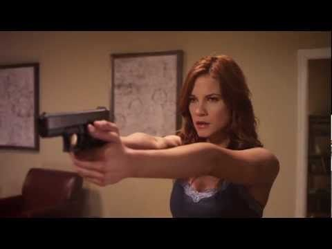 Glock Ad: Somebody Picked the Wrong Girl