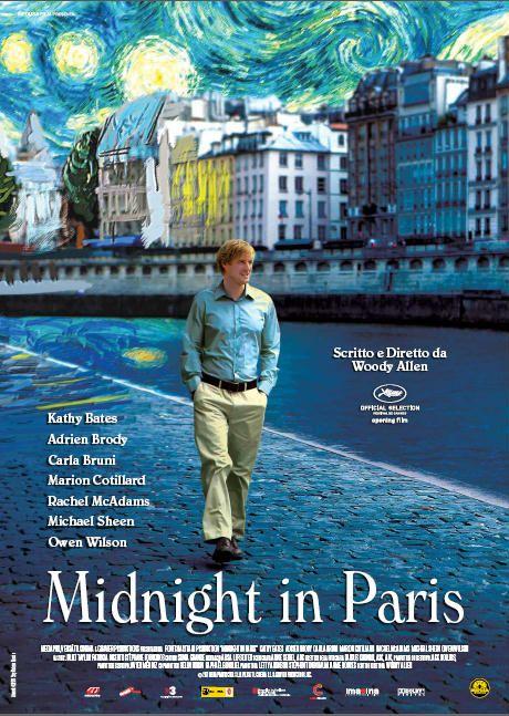 Midnight in Paris di Woody Allen