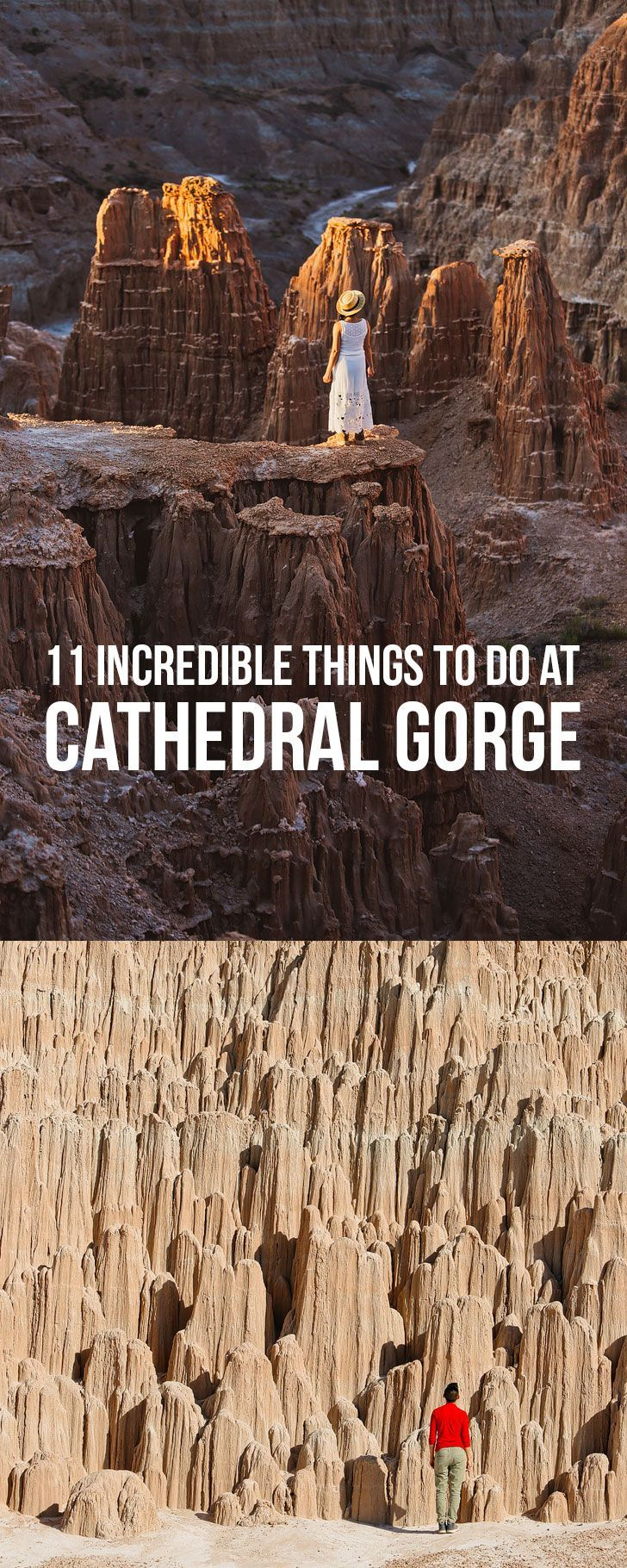 11 Incredible Things to Do at Cathedral Gorge State Park, Nevada // Local Adventurer