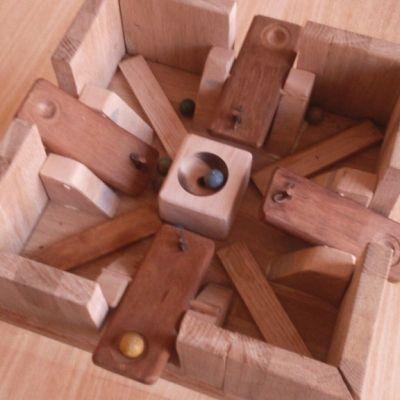 Jeux bois par rabistok sur L'Air du Bois
