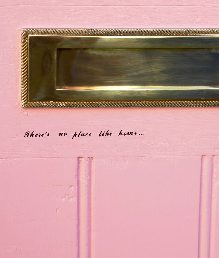 check out my pretty pink door and the make over i gave it! There's no place  like home! Door found in Margate England and reminds me of the pretty pink pastel houses you find in Notting hill in London... You know the ones!! All pink everything and super kitsch. Pinkspiration