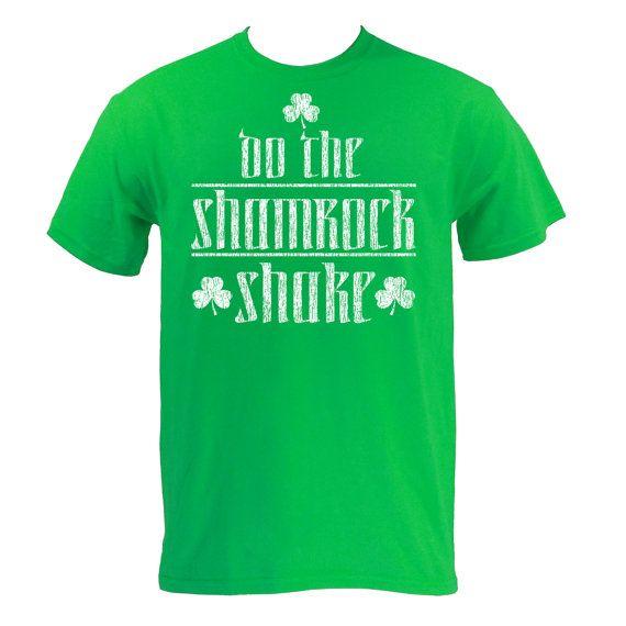 Saint Patricks day Shamrock Shake