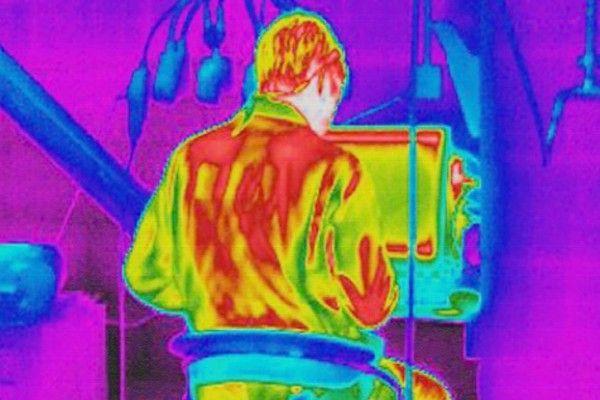 El ojo humano puede ver la luz infrarroja 'invisible'