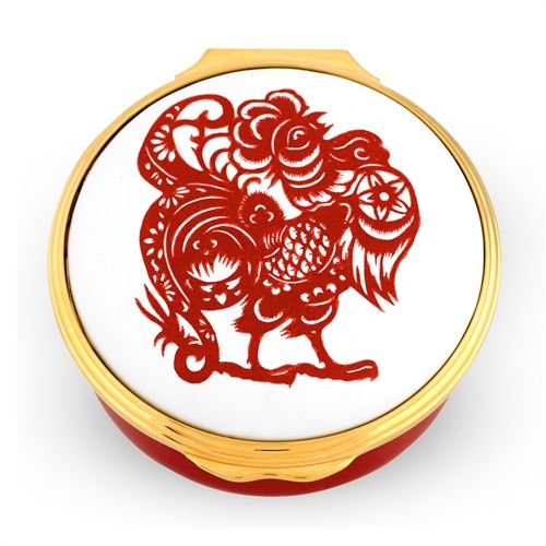 // Halcyon Days Year of the Rooster Box