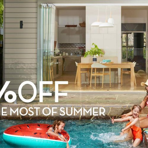 Make the Most of Summer with 20% off Haymes Paints