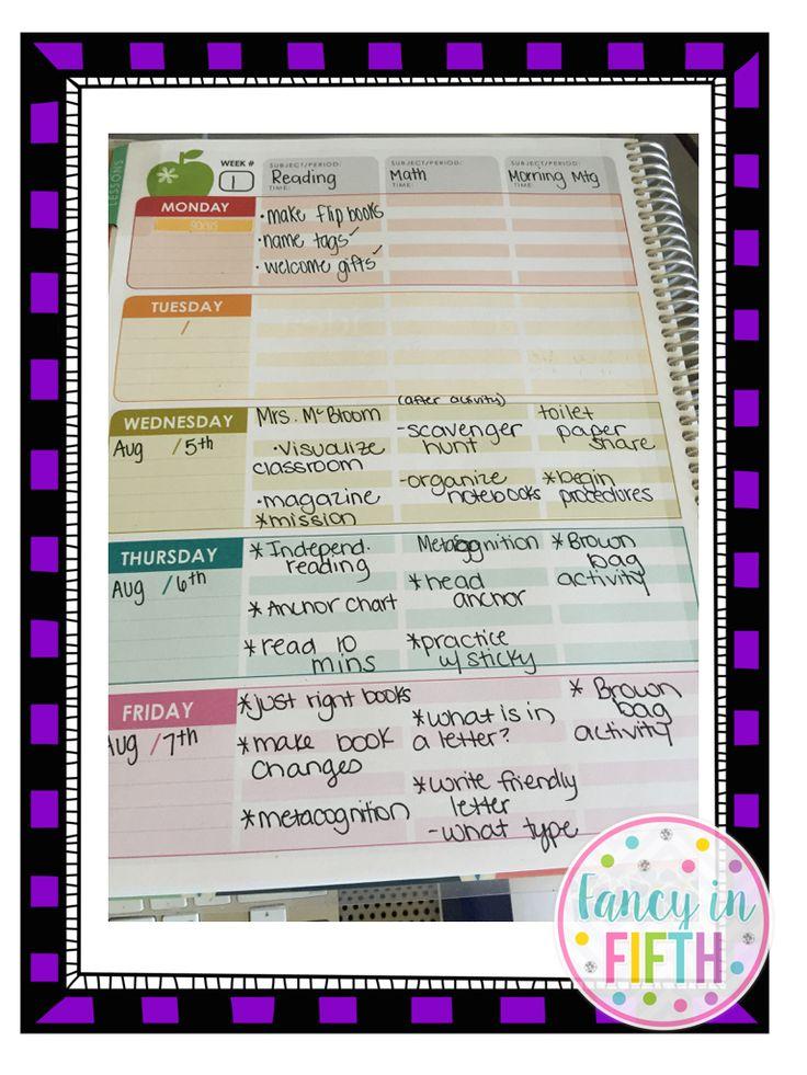 · A full walk through of the new Erin Condren Teacher Planner for - including my set up for using this planner for homeschool. Read my full blog review at Read my full blog review at.