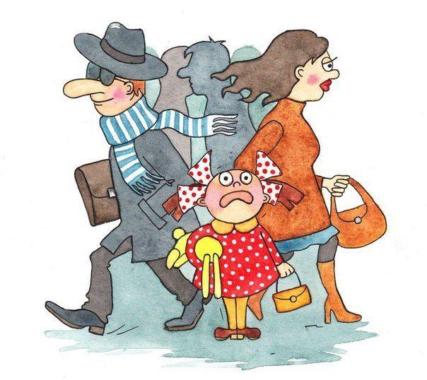 Безопасность ребенка в общественных местах инструкции для детей и родителей. (604x538, 73Kb)
