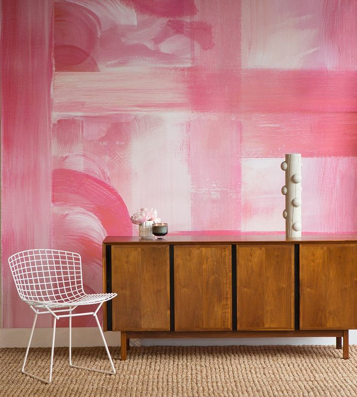 The 8 best images about Pretty in Pink on Pinterest | Modern art ...