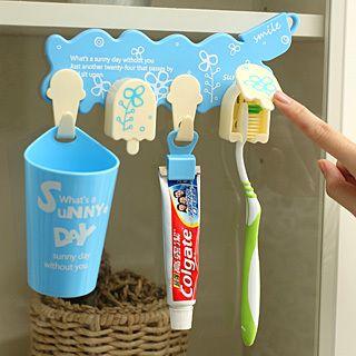 Zahnpasta - Ordnung muss sein!