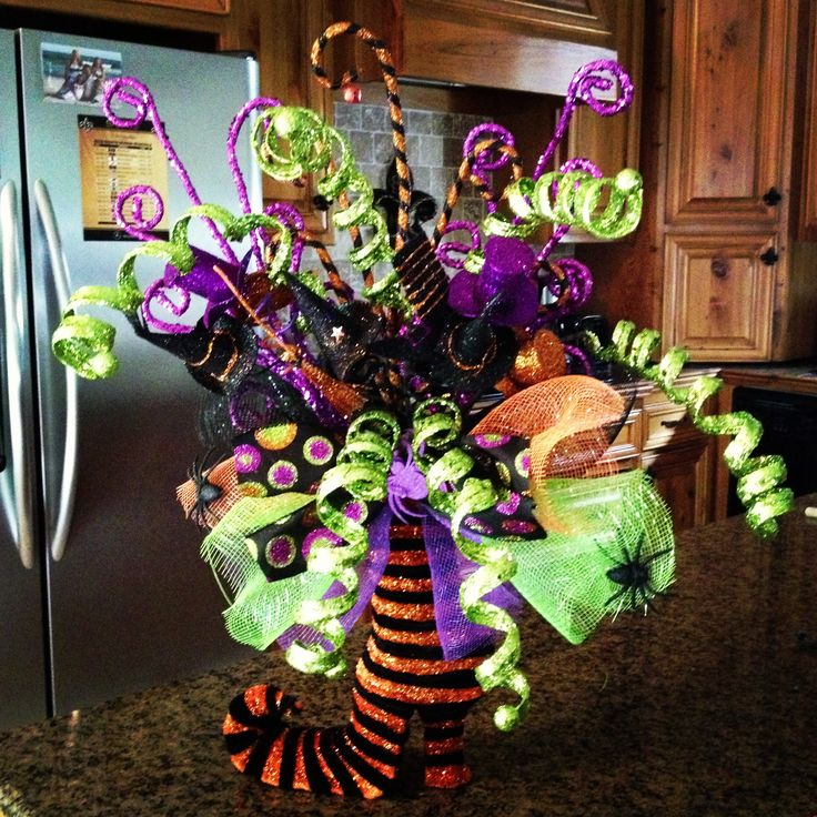 ... make one!  Halloween  Pinterest  Halloween, How To Make and Decor