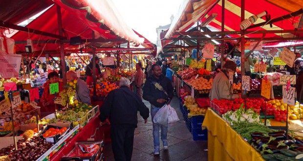 Marché de Porta Palazzo, «Le ventre de Turin» | Italie-decouverte