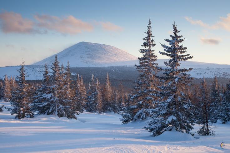 iremel mountain   ural mountains  russia