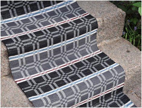 Textil Hemslöjd - Glesrips